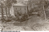 Beck's Mill, South of Salem, Indiana, Ca. 1900