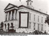 American War Mothers of World War I at the Old Courthouse, Petersburg, Indiana