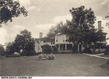 View of Englishton Park, Lexington, Indiana