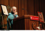 Elinor Ostrom Send-Off to Receive Nobel Prize