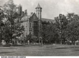 Butler University -- First Building at the 13th Street and College Avenue Campus