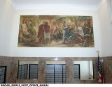 Broad Ripple Post Office Mural