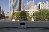 Northwest Quadrant of Monument Circle, 2007