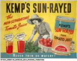 Kemp's Sun-Rayed the Non-Separating Tomato Juice