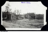 Houses Washed Together from the Flood, March 1913