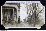 Terre Haute After the Flood and Tornado, March 1913
