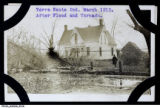 Terre Haute, Indiana, After Flood and Tornado