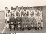 Aces Basketball Team 1977-78