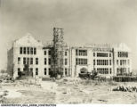 Administration Hall under Construction