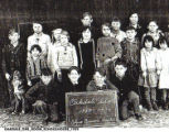 Oakdale One Room School, 1929