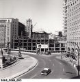 Construction of the New Fidelity Bank Building