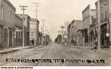 South Street, Monroeville, Indiana