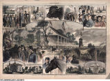 Harper's Weekly: Indiana State Fair at Terre Haute, October 1, 2, 3, 4, and 5, 1867