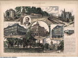 Frank Leslie's Illustrated Newspaper: The City of Terre Haute and Some of its Representative Interests