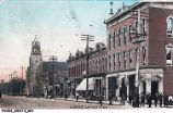 Corner of 2nd and Main, Mishawaka, Indiana