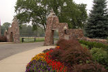 Entrance to City Park, Winamac
