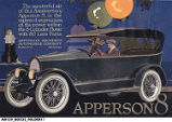 Apperson Brothers Automobile Company Advertisement for the Apperson 8
