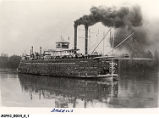 "Steamboat ""America"""