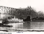 """Virginia"" on Her Maiden Voyage From Cincinnati to Wheeling, West Virginia"