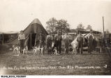 Southern Indiana Fox Hunters 14th Annual Meet, October 1924, Morgantown, Indiana