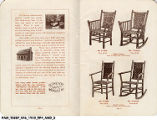 Old Hickory Chair Co: Martinsville, Indiana 1910 Catalog