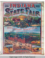 1885 Indiana State Fair Poster