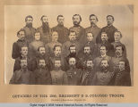 Officers of the 28th Regiment U.S. Colored Troops