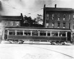 Indianapolis, Columbus, and Southern Traction Car no. 21, 1932 (Bass #221458-F)