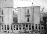 Rear of Majestic Hotel, 1907 (Bass #B-229)