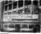Construction of the Illinois Building