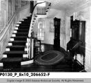 Stairway of Model Home, 1928
