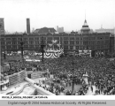 1940 Willkie Speech on Monument Circle