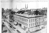 Site of Federal Building from 1901 clipping (Bass #223984-F)