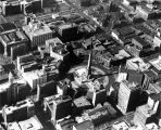 Monument Circle looking northwest,1938 (Bass #102510-FF)