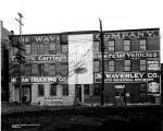 Waverley Company, office and repairs, 1925 (Bass #89611-F)