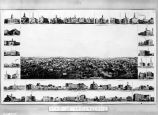 1854 view of Indianapolis (Bass #314830-F)