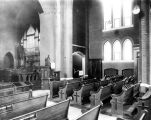 Grace Cathedral, All Saints, interior, 1911 (Bass #26462)