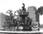 Depew Fountain, University Park, 1937 (Bass #238605-F)