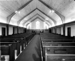 Church interior, 1964 (Bass #327773F)