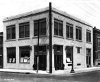 Fletcher Savings and Trust, 30th and Illinois streets, 1928 (Bass #208228-F)