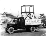 W.H. Bass Photo Co. truck, 1926 (Bass #99357F)
