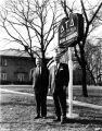 Walter C. Garten House, Delta Tau Delta National Headquarters, 1955 (Bass #289506-2)