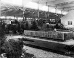 Yard and garden display, view of show, 1934 (Bass #228470-F)