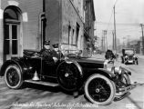 Indianapolis Fire Department Battalion Chief District #2 Car, 1926 (Bass unnumbered)