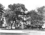 Herron School of Art, school and grounds, 1932 (Bass #224639-F)