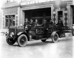 Indianapolis Fire Department Headquarters, 1920 (Bass #69960F)