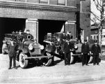 Indianapolis Fire Station #27, 1926 (Bass unnumbered)