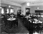 Spink Arms, interior, 1921 (Bass #74975-F)