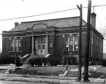 Indianapolis-Marion County Public Library, Branch #5, 1928 (Bass #205962-F)
