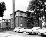 Chateau Apartments, 1501 East Maple Road, 1958 (Bass #298333F-2)